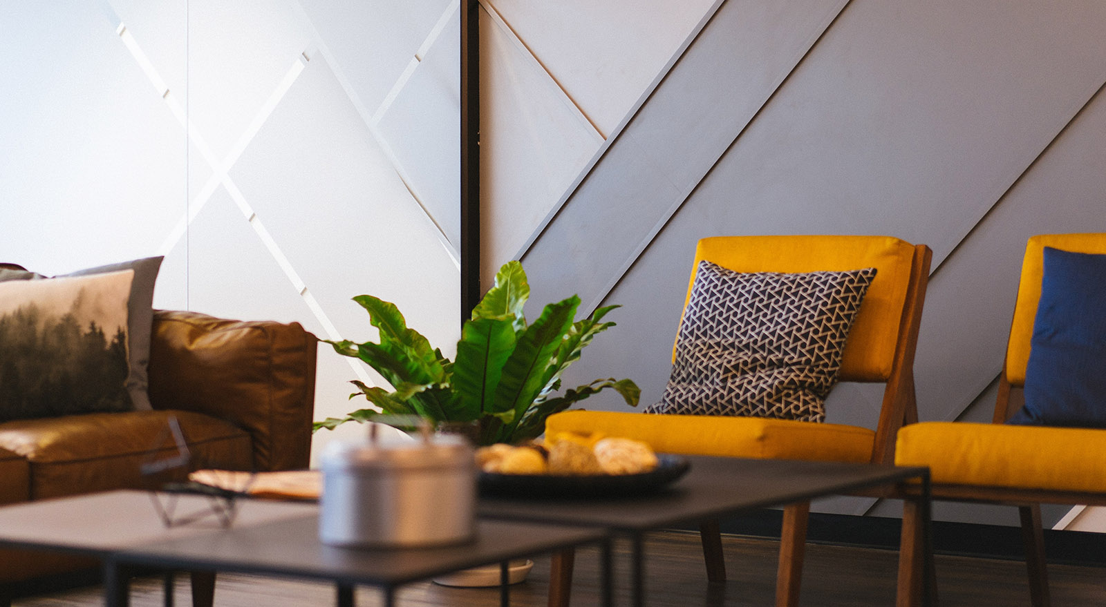 Psychological Impacts of Colourful Décor